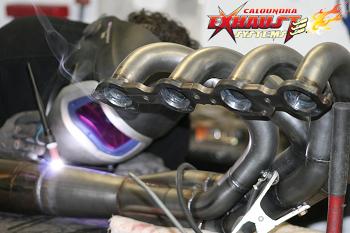 Caloundra-Exhaust-Tig-Welding