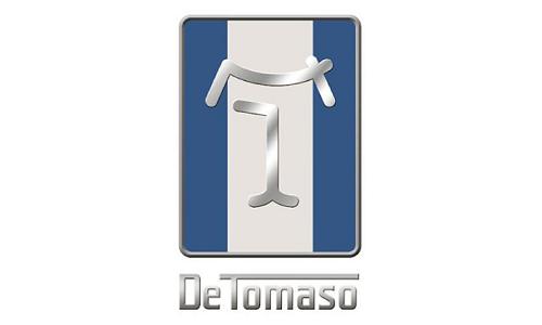 De-tomaso-logo-Caloundra-exhaust