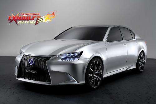 Lexus-Exhaust-Caloundra-Exhaust