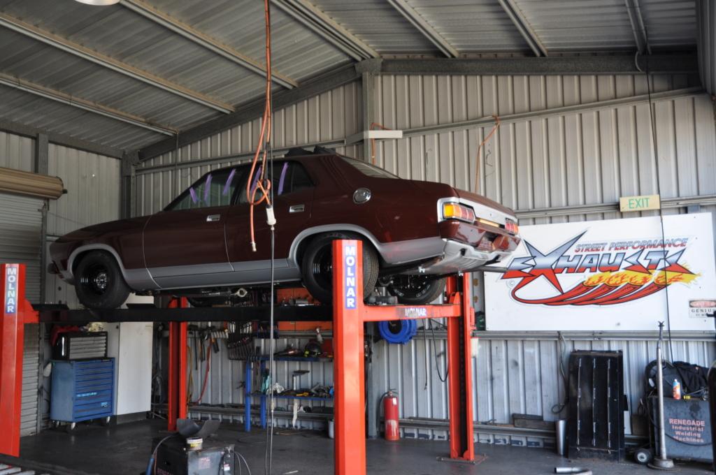 Caloundra Exhaust Restoration service